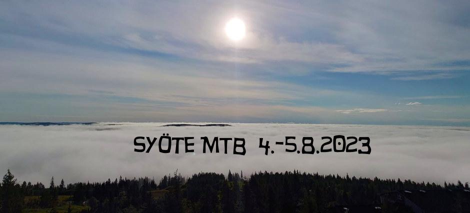 Syöte MTB 6.8.2016